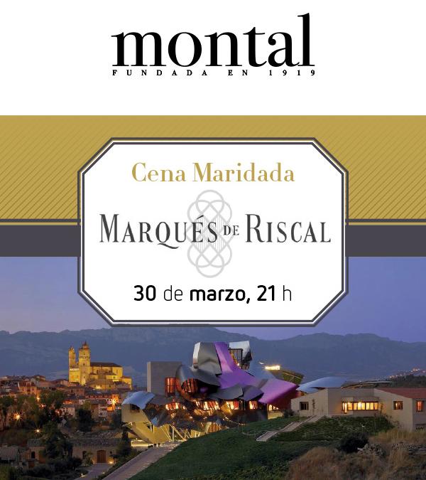 Cena Maridada en Montal