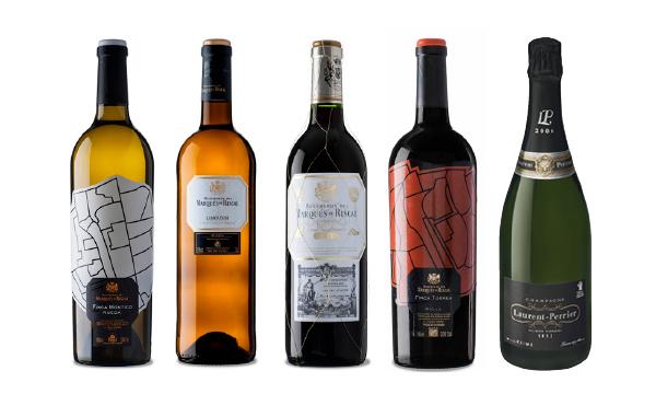 Los mejores vinos de la bodega de Montal